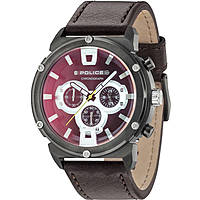 Uhr Chronograph mann Police Armor R1471784002