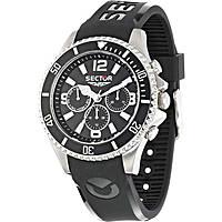 Uhr Chronograph mann Sector Marine 230 R3251161002