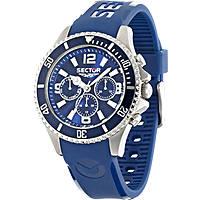 Uhr Chronograph mann Sector Marine 230 R3251161003