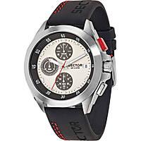 Uhr Chronograph mann Sector R3271687003