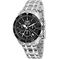 Uhr Chronograph mann Sector Sge 650 R3273962002
