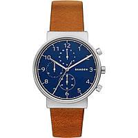 Uhr Chronograph mann Skagen Ancher SKW6358