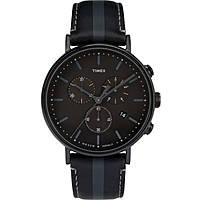 Uhr Chronograph mann Timex Fairfield Chronograph TW2R37800