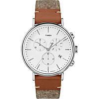 Uhr Chronograph mann Timex Fairfield Chronograph TW2R62000