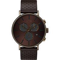 Uhr Chronograph mann Timex Fairfield Supernova TW2R80100