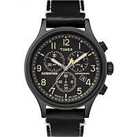 Uhr Chronograph mann Timex Scout Chronograph TW4B09100