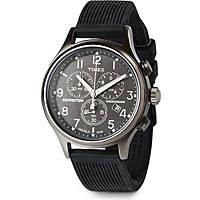 Uhr Chronograph mann Timex Scout TW2R56100