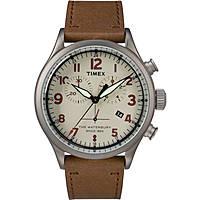 Uhr Chronograph mann Timex Waterbury Collection TW2R38300