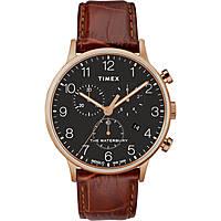 Uhr Chronograph mann Timex Waterbury Collection TW2R71600