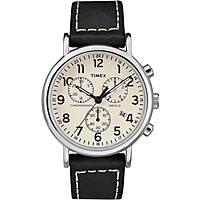 Uhr Chronograph mann Timex Weekender TW2R42800