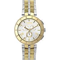Uhr Chronograph mann Versus Logo S76150017