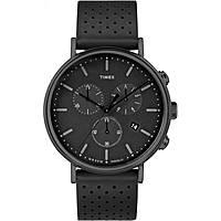 Uhr Chronograph unisex Timex Fairfield Chronograph TW2R26800