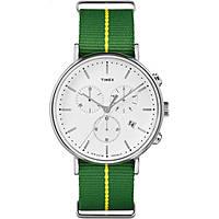 Uhr Chronograph unisex Timex Fairfield Chronograph TW2R26900