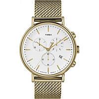 Uhr Chronograph unisex Timex Fairfield Chronograph TW2R27200