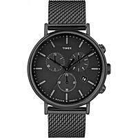 Uhr Chronograph unisex Timex Weekender Fairfield TW2R27300