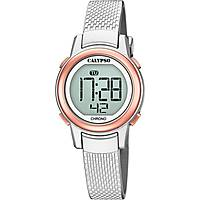 Uhr digital frau Calypso Digital Crush K5736/2