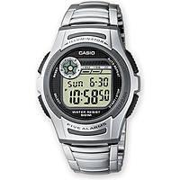 Uhr digital frau Casio CASIO COLLECTION W-213D-1AVES