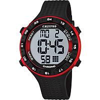 Uhr digital mann Calypso Digital For Man K5663/4