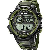 Uhr digital mann Calypso Digital For Man K5723/2
