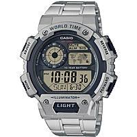 Uhr digital mann Casio AE-1400WHD-1AVEF