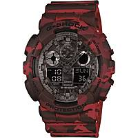 Uhr digital mann Casio G-SHOCK GA-100CM-4AER