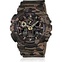 Uhr digital mann Casio G-SHOCK GA-100CM-5AER