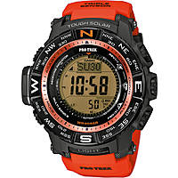 Uhr digital mann Casio PRO-TREK PRW-3500Y-4ER