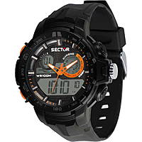 Uhr digital mann Sector Ex-47 R3251508004