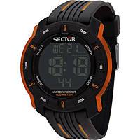 Uhr digital mann Sector R3251570002