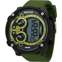 Uhr digital mann Sector R3251571003