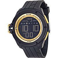 Uhr digital mann Sector R3251589003
