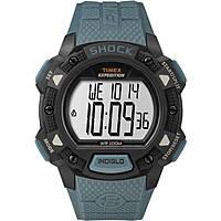 Uhr digital mann Timex Base Shock TW4B09400