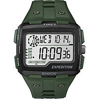 Uhr digital mann Timex Grid Shock TW4B02600