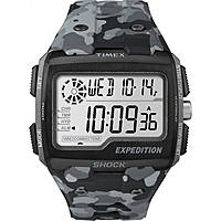 Uhr digital mann Timex Grid Shock TW4B03000