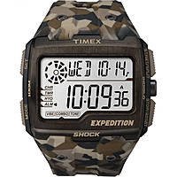Uhr digital mann Timex Grid Shock TW4B07300
