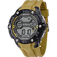 Uhr digital unisex Sector R3251481003