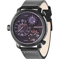 Uhr dual time mann Police Mamba R1451249001