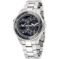 Uhr dual time mann Sector 235 R3253161004