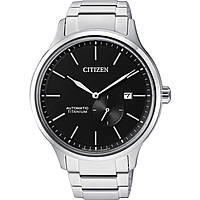 Uhr mechanishe mann Citizen Meccanico NJ0090-81E