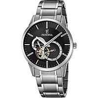 Uhr mechanishe mann Festina Automatico F6845/4