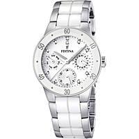 Uhr Multifunktions frau Festina Ceramic F16530/3