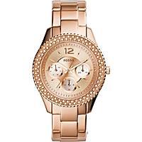Uhr Multifunktions frau Fossil Stella ES3590