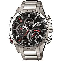 Uhr Multifunktions mann Casio Edifice EQB-501XD-1AER