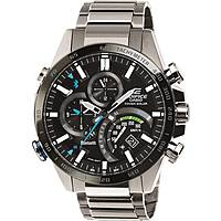 Uhr Multifunktions mann Casio Edifice EQB-501XDB-1AER