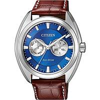 Uhr Multifunktions mann Citizen Style BU4011-11L