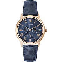 Uhr Multifunktions mann Guess Rose Gold W0496G4