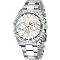 Uhr Multifunktions mann Maserati Competizione R8853100005