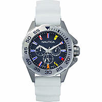 Uhr Multifunktions mann Nautica Miami Flags Multi NAPMIA002