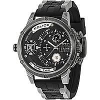 Uhr Multifunktions mann Police Adder R1451253011