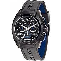 Uhr Multifunktions mann Sector 950 R3251581001